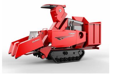 诺曼工业设计!为我国农机行业注入提质增效新活力!