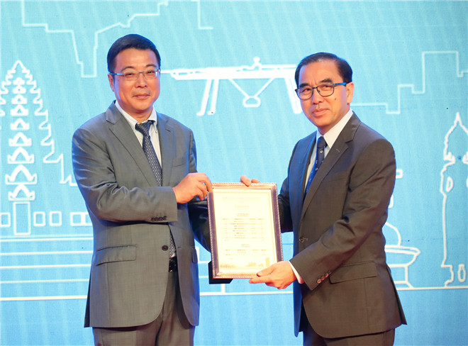 中联农机与柬埔寨农林渔业部达成战略合作 协同发力助柬农业现代化发展