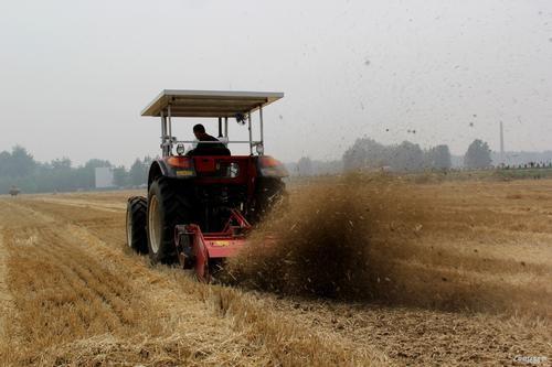 山西省关于做好2019年农机深松整地和机械化秸秆粉碎还田作业补助项目绩效考核的通知