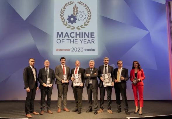 凯斯纽荷兰工业集团2019 Agritechnica捷报频传,旗下农机品牌获多项大奖