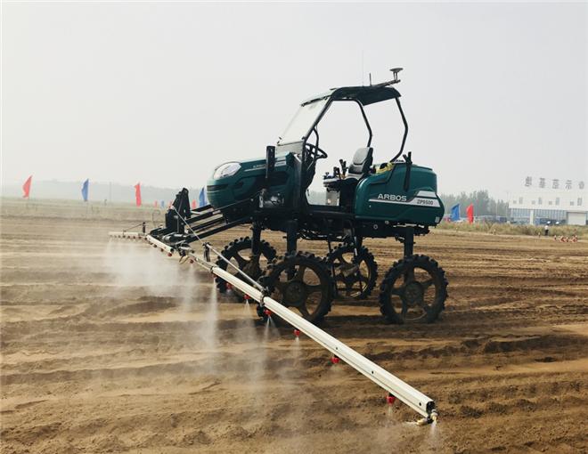 雷沃推动农机化转型升级 助力山东乡村振兴
