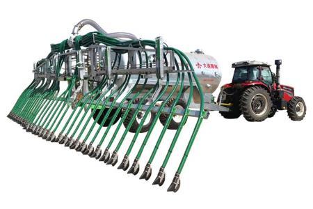 大连雨林SF系列液态肥施肥罐车 液态肥喷洒机