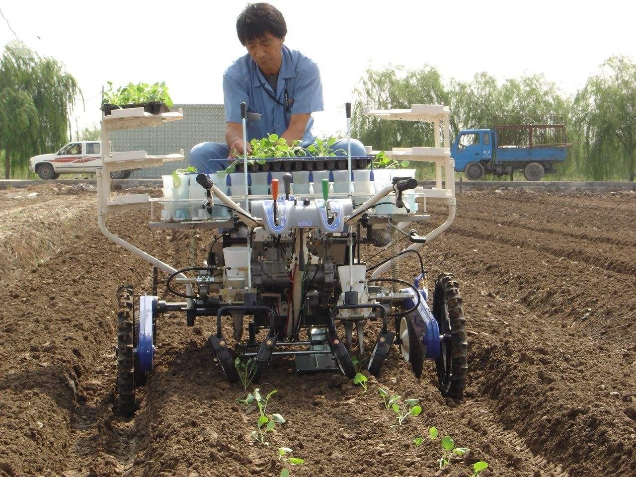 甘肃省关于征求《中药材秧苗移栽机》等六项标准意见的函