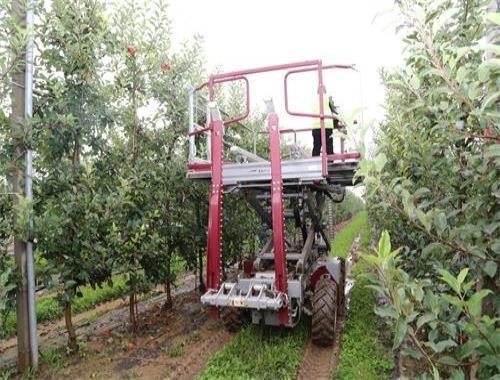 陕西省2019年引进推广特色农机具2700余台/套