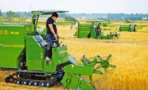 安徽省关于2019年度农机购置补贴产品第三次投档审核情况的公示