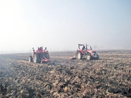 江西一农户成功办理农机购置贷款贴息