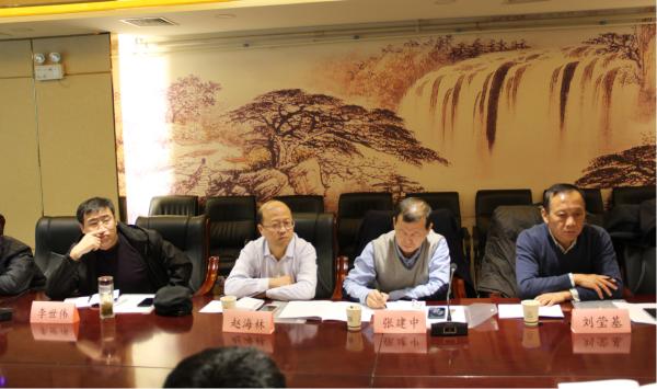 山西省2019年玉米收获机质量调查结果汇报会议在太原举行