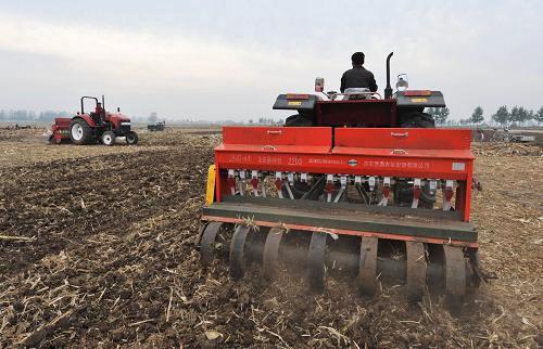 未来5年,河南主要农作物耕种收综合机械化率将达到90%!