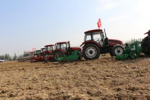 青岛市关于修订《2018—2020年青岛市农机购置补贴机具种类范围》的通知
