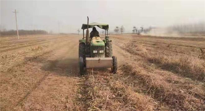 未来5年,河南主要农作物耕种收综合机械化率将