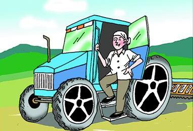 大马力拖拉机、翻转犁、圆捆机质量咋样?看黑龙江省调查结果