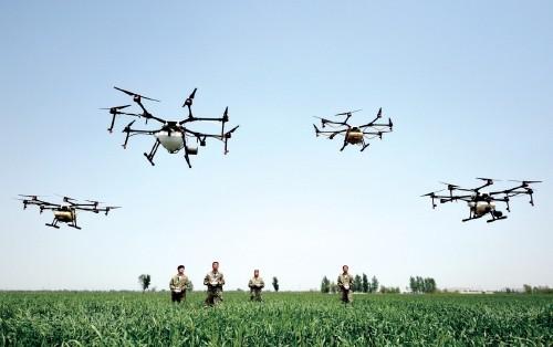 三分钟作业三亩田 ——全国首届植保无人飞机操作技能展示活动侧记
