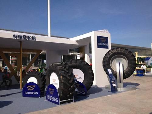 特瑞堡轮胎促进中国农机化高质量发展
