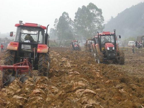 广西2019年农机购置补贴资金登记总量超4.59亿元
