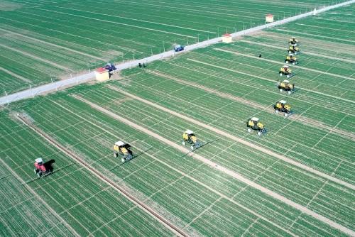 補短板 強弱項 促協調 農機化轉型升級加快推進