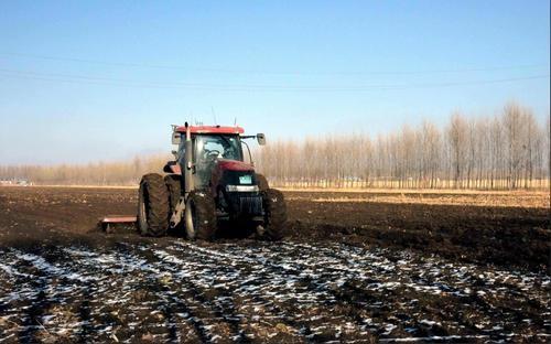 张兴旺司长:从三个视角观察农机化发展的基本面