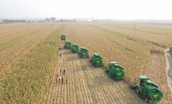 辽宁省关于加快推进农业机械化和农机装备产业转型升级的实施意见