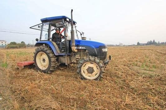 江西省财政厅下达2020年中央财政农机购置补贴资金50509万元