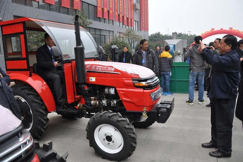 四川省关于加强农机购置补贴部分机具信息化管理的通告