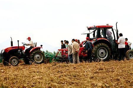 江苏省关于征求2020年农机购置补贴机具品目、优化分档和补贴额意见的通知