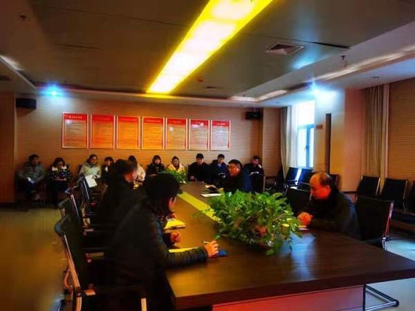 巩义?农机中心召开节日安全生产会议举行各项制度测试