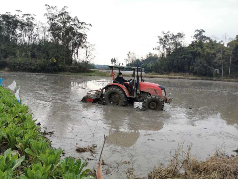 重庆农机防疫情、保供给、促春耕