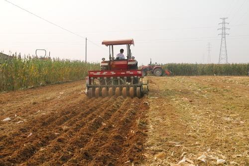 山东:春季农机维护要点