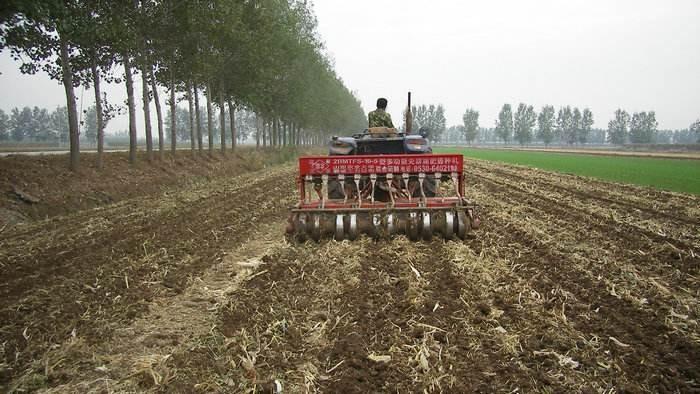 辽宁省关于开展保护性耕作远程监测系统选型推介工作的通知