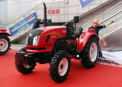 重庆市恢复常州东风DF904轮式拖拉机补贴资格