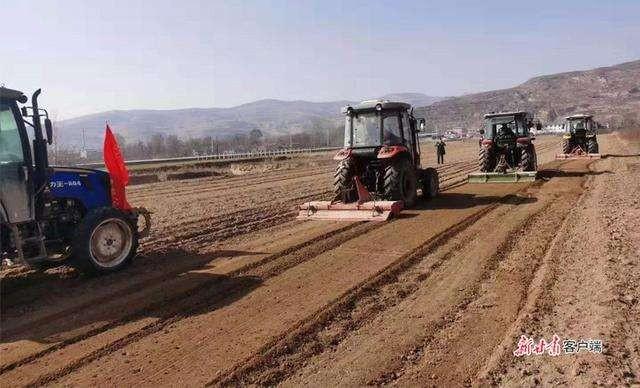 打好农机化生产第一仗!甘肃部署春耕备耕机械化工作
