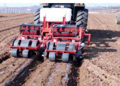 山东省关于发布经济作物春季机械化生产适用机具信息的通知