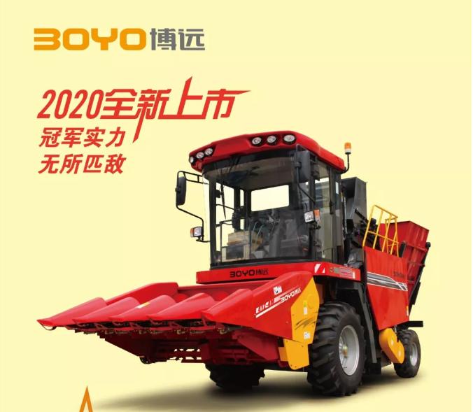 这估计是你2020年最想要了解的玉米机了!