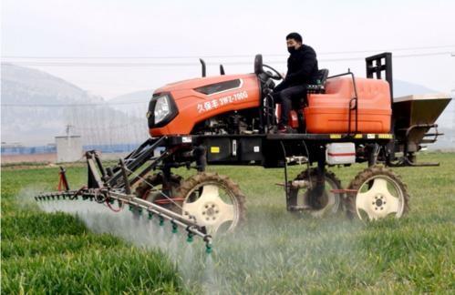 山西:保战疫情春耕 农机购置补贴出实招
