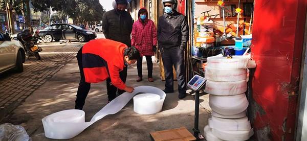 灵宝市农机局:保障物资供应助力小麦春灌