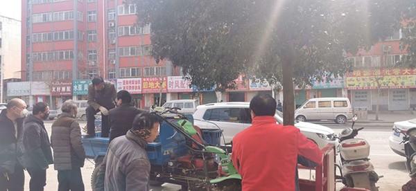 灵宝市农机局:检修服务助力春耕生产