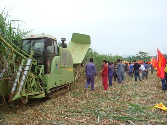 5000万元!广西2020年自治区级农机购置补贴资金分布情况