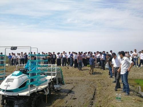 江苏省关于发布《2020年江苏省农机推广工作要点》的通知