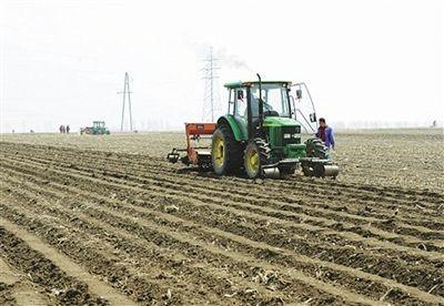 內蒙古自治區2020年中央財政旱作節水農業技術推廣項目實施方案