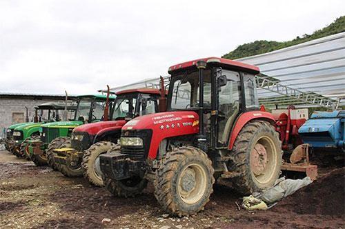 北京市关于报送2020年种业企业农机购置需求的通知
