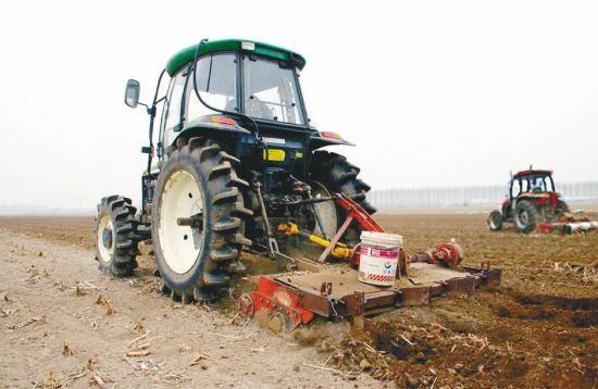 人民日報:為春耕備耕提供更多保障