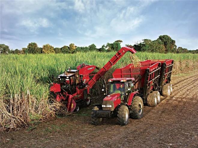 世界甘蔗收获机械化应从Austoft说起