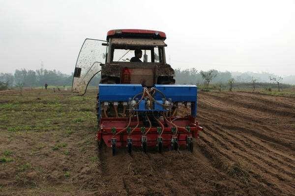 四川省关于印发农业机械化2020年工作要点的通知
