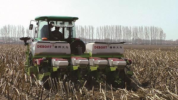至少补助20元/亩!黑龙江省对玉米秸秆免耕播种作业补贴
