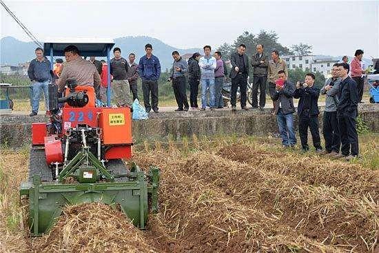福建省关于开展2018-2020年农机购置补贴机具2020年第1次投档的通知