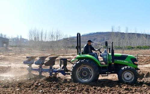 山西省农机化工作聚焦八个重点