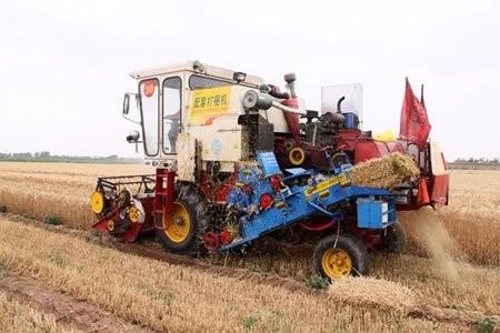 山西省关于做好农机新产品购置补贴试点机具推荐工作的通知