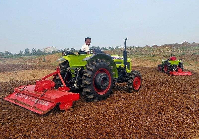 数据对比:甘肃2020年拖拉机补贴额降了多少钱?