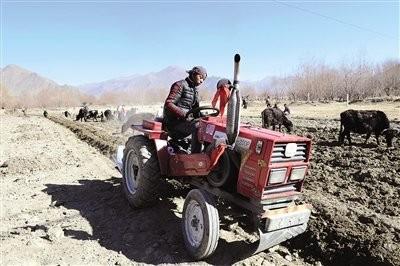 西藏关于开展2020年第一批农机购置补贴产品投档工作的通知