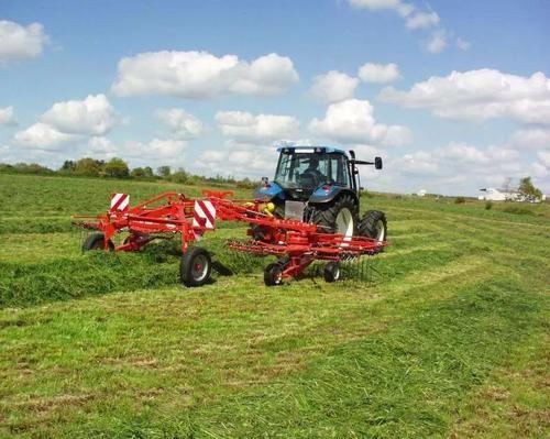加快推进畜牧业机械化 提高畜禽产品保供能力
