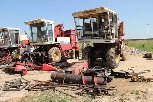 新疆兵团关于征求《兵团农业机械报废更新补贴实施方案(征求意见稿)》意见的函